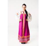 Russian folk costume Sundresses Sarafan Daria 16969