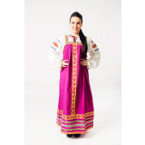 Russian folk costume Sundresses Sarafan Daria 16970