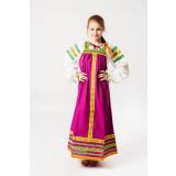 Russian folk costume Sundresses Sarafan Daria 16979