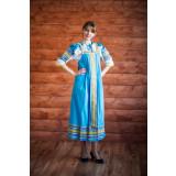 Russian folk costume Sundresses Sarafan Daria 16996