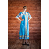 Russian folk costume Sundresses Sarafan Daria 16999