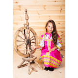Russian folk costume Sundresses Sarafan Daria 17024