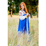 Russian folk costume Sundresses Sarafan Daria 17036
