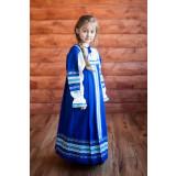 Russian folk costume Sundresses Sarafan Daria 17051
