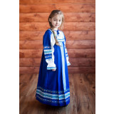 Russian folk costume Sundresses Sarafan Daria 17052