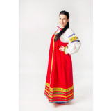 Russian folk costume Sundresses Sarafan Daria 17065