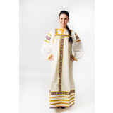 Russian folk costume Sundresses Sarafan Marusya 17079