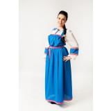 Russian folk costume Sundresses Sarafan Marfusha SLYA 17091