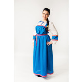 Russian folk costume SUNDRESSES Martha COTTON Sundress 17092