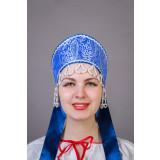 Russian folk costume KOKOSHNIKI Kokoshnik Yana 21894