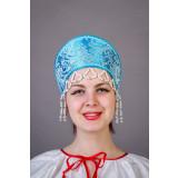 Russian folk costume KOKOSHNIKI Kokoshnik Yana 21895