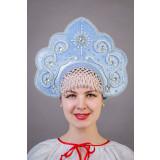 Russian folk costume KOKOSHNIKI Kokoshnik Elizabeth 21896
