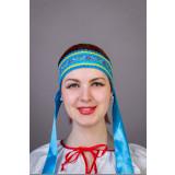 Russian folk costume KOKOSHNIKI Dressing Natalia 21907