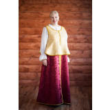 Russian folk costume 22545