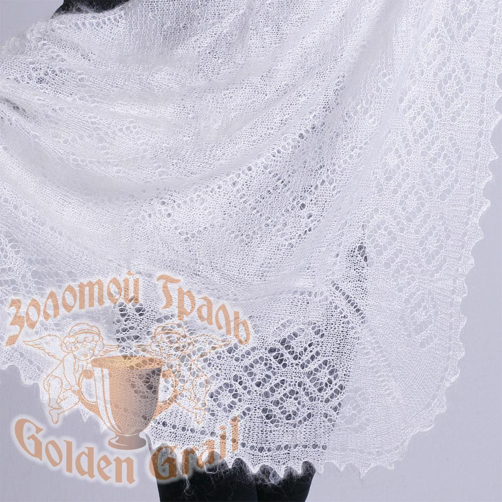 Pavlovo Posad Shawl Downy shawl handmade 1.50 Down shawl