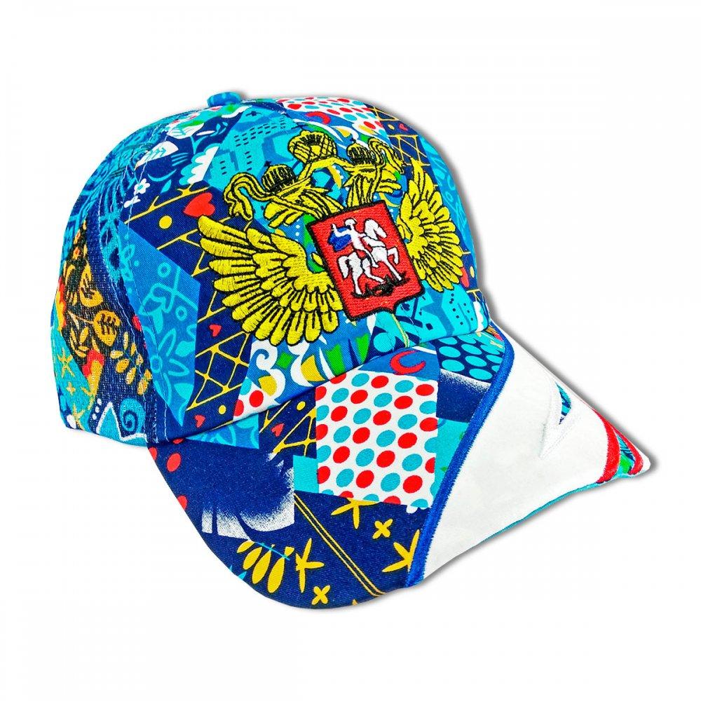Headdress Baseball cap Russia, in assortiment