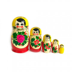 Nesting doll Semenovo Semenov