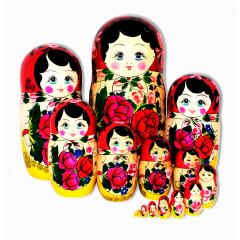 Nesting doll Semenovo Semenov 15 pcs.