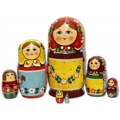 Nesting doll Traditional Traditional