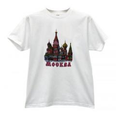T-shirt L Saint Basil's Cathedral L