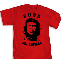 T-shirt XL Che Guevara, red XL