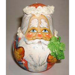 Tilting doll Santa Claus 10 cm