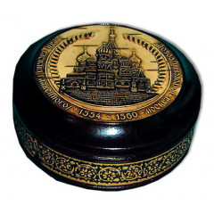 birch bark products box 30802 Pokrovsky Cathedral