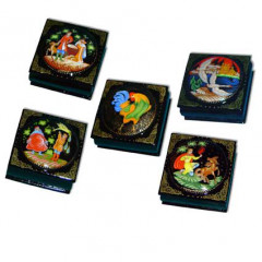 Lacquer Box Russian fairy tale