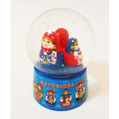 souvenir water ball 098D-65-34B