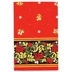 Textiles Set 2 pcs. Khokhloma, 0.6 x 0.4 (A02001)