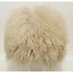 Headdress fur hat papaha belaja