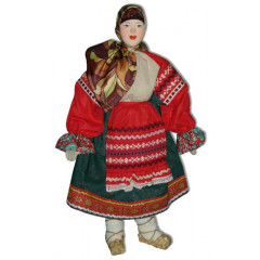 Doll handmade copyright Galina Maslennikova A1-4 Moscow area