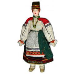 Doll handmade copyright Galina Maslennikova A1-7 Orlov area