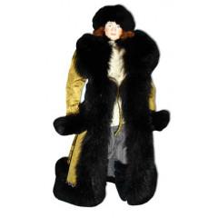 Doll handmade copyright Galina Maslennikova A1-16-1 Arkhangelsk area