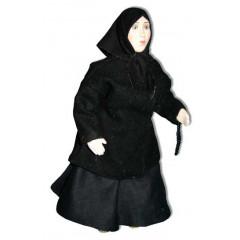 Doll handmade copyright Galina Maslennikova A2-36 Lay sister