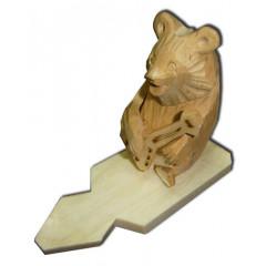 Bogorodskaya toy Bear washes