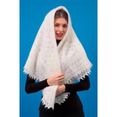 Pavlovo Posad Shawl Downy shawl handmade 1.25 Down shawl