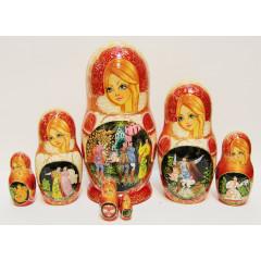 Nesting doll 7 pcs. 3117