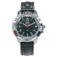 Watches men's wristwatch, Vostok 431306, Commander, Tanks