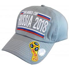 Headdress Baseball cap grey Cup, World Cup 2018, Russia
