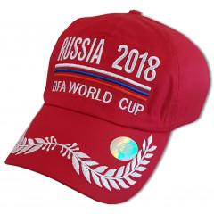 Headdress Baseball cap red, World Cup 2018, Russia