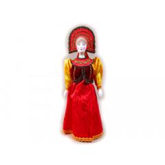 Doll handmade average AF-30 In a national costume