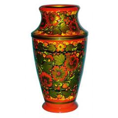 Khokhloma for food Vase 300h170