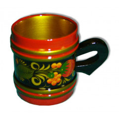 Khokhloma for food Mug 90h75
