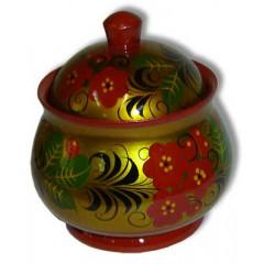 Khokhloma for food box 90x80