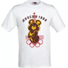 T-shirt XXL The Olympic Games 80, XXL