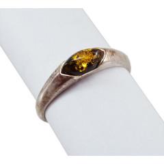 Amber ring P0116