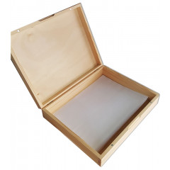 Lacquer Box blank, 32-26-8