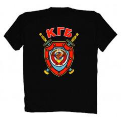 T-shirt XL The arms KGB XL black