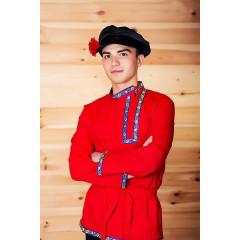 Russian folk costume KOSOVOROTKAS Kosovorotka Emelya 16433
